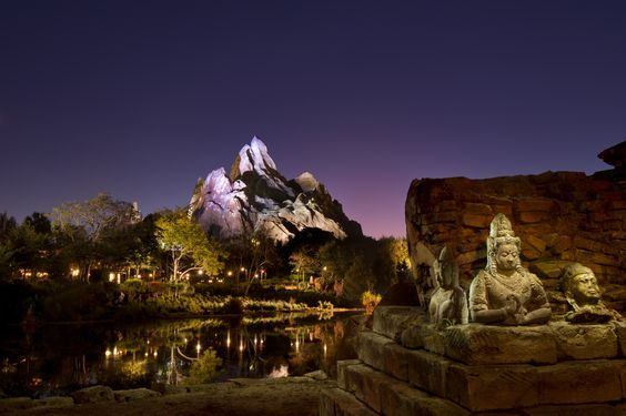 Careen through the Himalayan Mountains while avoiding the clutches of the Yeti on Expedition Everest: Legends of the Forbidden Mountain, located in Disney's Animal Kingdom Theme Park at the Walt Disney World Resort