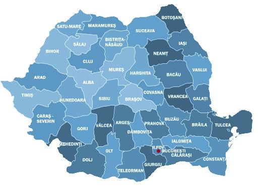 European Country - Romania