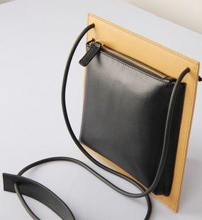 Модные маленькие черные кожаные сумки для женщин Сумка дамы клатч дизайнер Площадь 2цвета bolsa де couro Genuino женщина