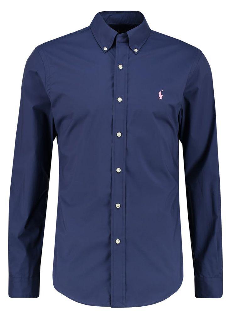 Polo Ralph Lauren SLIM FIT Hemd observer blue Premium bei Zalando.de | Material Oberstoff: 100% Baumwolle | Premium jetzt versandkostenfrei bei Zalando.de bestellen!