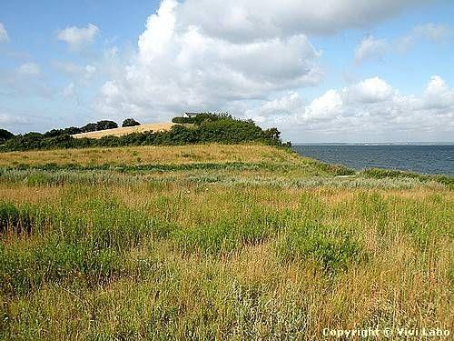 Langeland Island Denmark