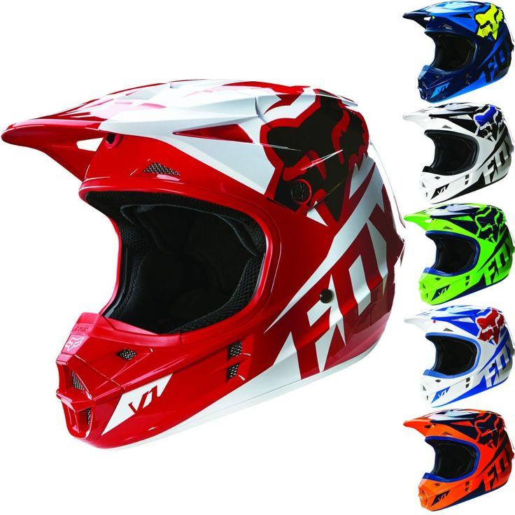 Racing Helmets Awesome Dirt Bike