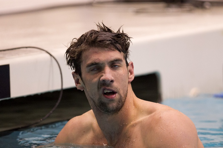 such a glamor shot of Micheal Phelps