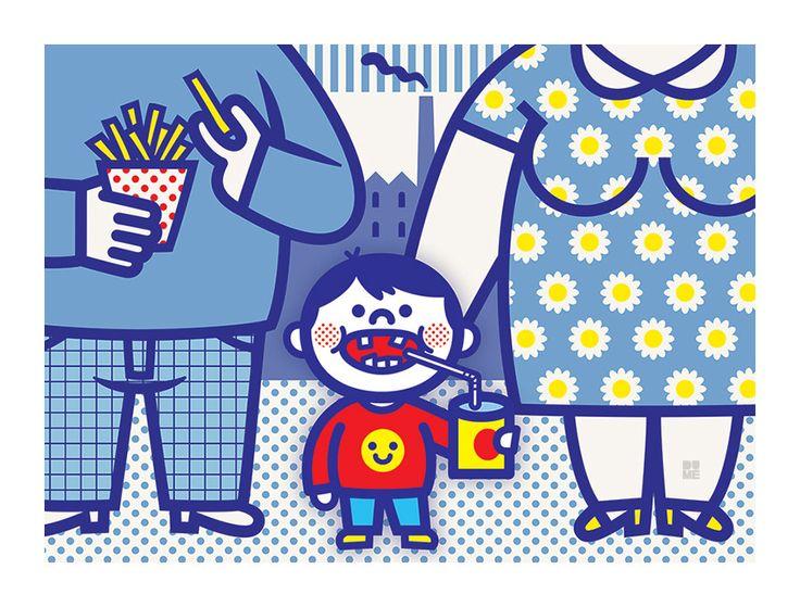 Dume - Tiphaine-illustration #kids #illustration