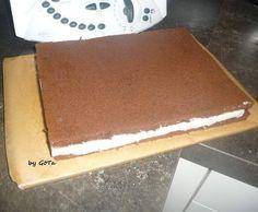 Rezept XXL Milchschnitten-Kuchen von Jagga - Rezept der Kategorie Backen süß