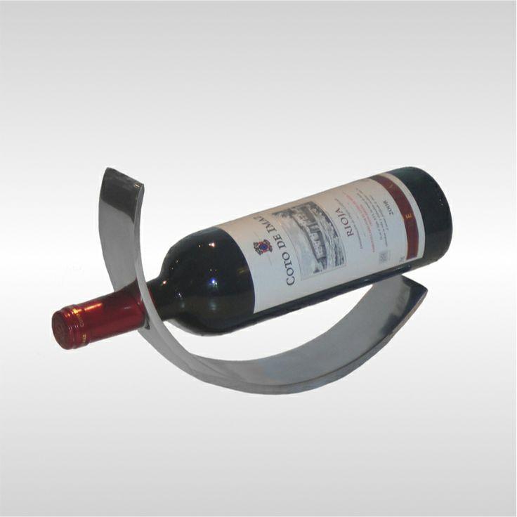 Self balancing wine bottle holder plans woodworking projects plans - Wine bottle balancer plans ...