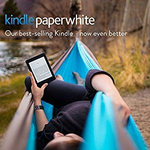 """Kindle Paperwhite E-reader, 6"""" High-Resolution Display (300 ppi) with Built-in Light, Wi-Fi (Black) - Includes Special Offers by Amazon 4.6 out of 5 stars  14,522 customer reviews' PRICE: £110 & FREE MORE via:  http://sd4shila.creativesolutionstore.com/inter-links.html  Delivery in the UK. Delivery Details {http://tinyurl.com/KindlePW-21 }{      TW  21/09/17}"""