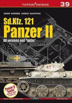 Sd.kfz. 121 Panzer II. All Versions Luchs