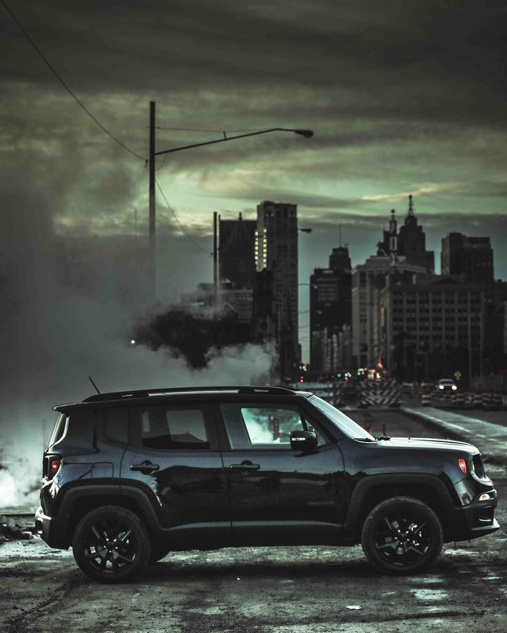 "Be the hero of your neighborhood with the Jeep Renegade ""Dawn of Justice"" Special Edition. #BatmanVSuperman : Dawn of Justice in theaters March 25th."