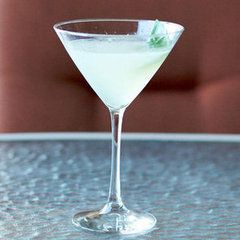 A Low-Cal Basil Gimlet Makes For a Happy St. Patrick's Day