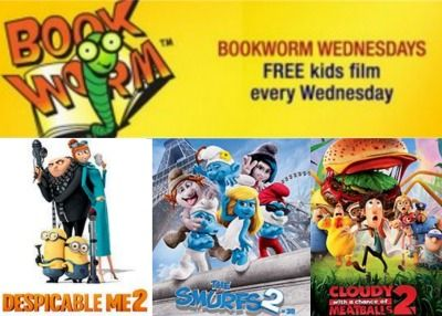 Showcase Cinemas has a FREE summer reading program for kids that will start July 9th and let your kids earn free movies for reading books.