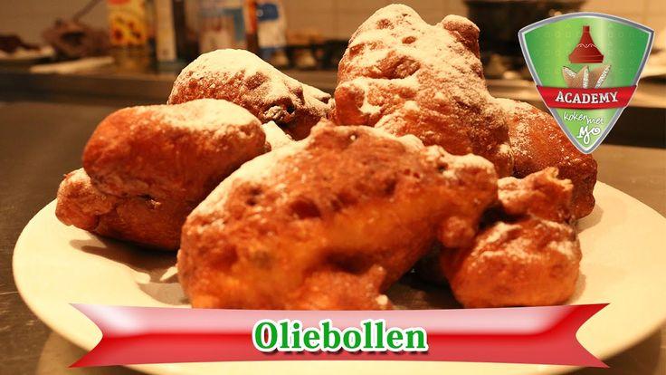 Koken met Mo Academy - Recept Oliebollen