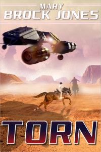 Torn by Mary Brock Jones; self-published