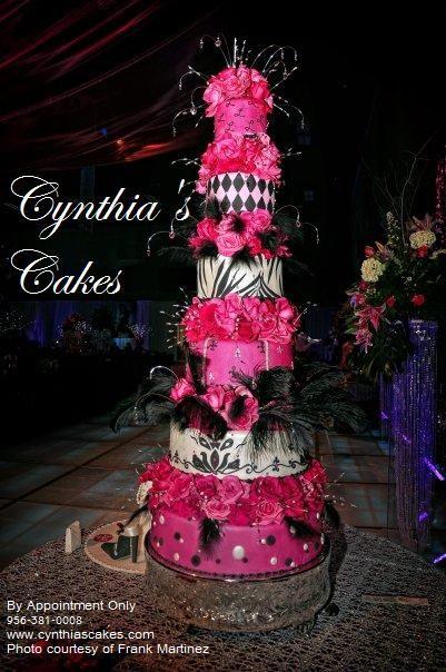 Cynthia's Cakes: Wedding Cakes