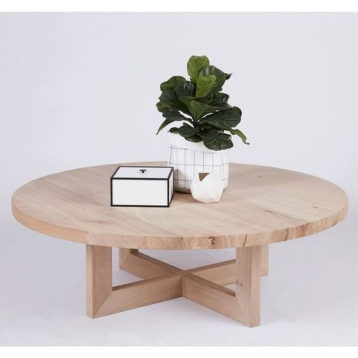 Best 17 Beautiful And Unique Round Diy Coffee Table Designs 400 x 300