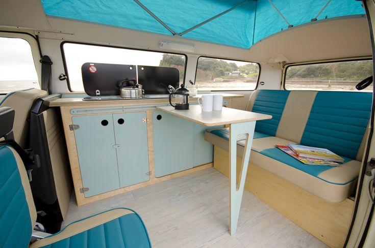 Most comprehensive campervan kit company