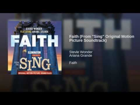"""Faith (From """"Sing"""" Original Motion Picture Soundtrack) - YouTube"""