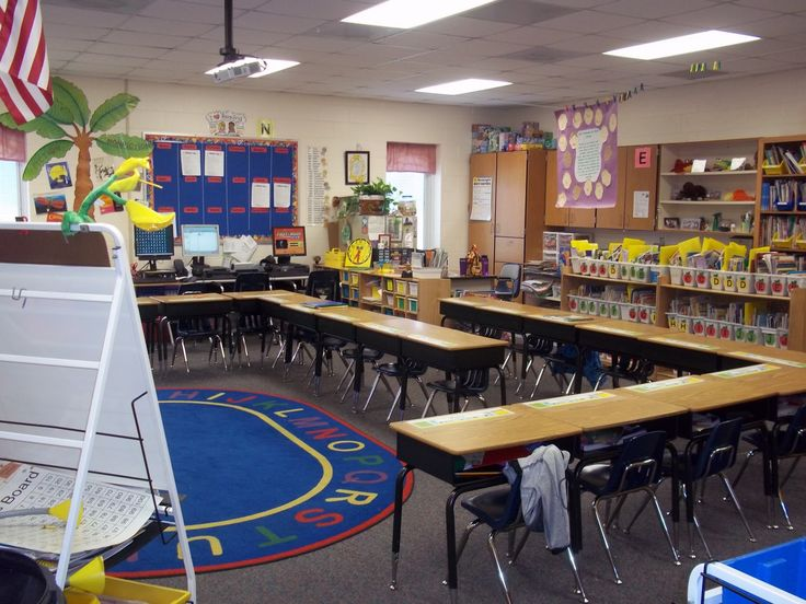 Classroom Setup And Design ~ Best classroom seating arrangements ideas on pinterest