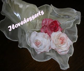 Mamma...donna...1000 altre cose...: TUTORIAL - rose