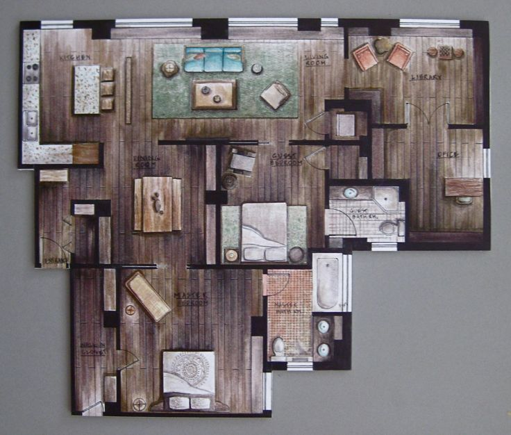 The 25 Best Floor Plan Drawing Ideas On Pinterest