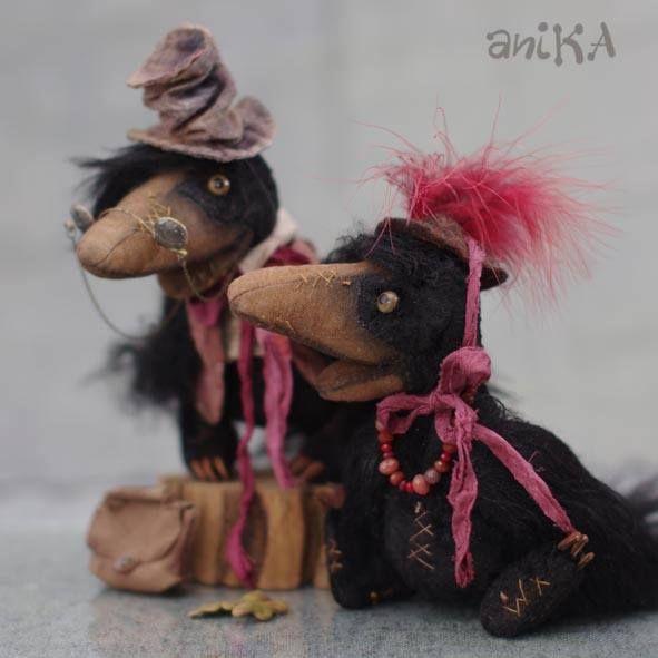 Карлуша и Фуфырка