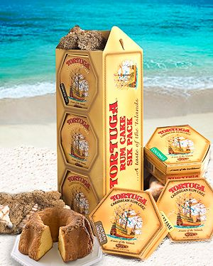 OMG - Tortuga Rum Cakes from Grand Cayman are the best!