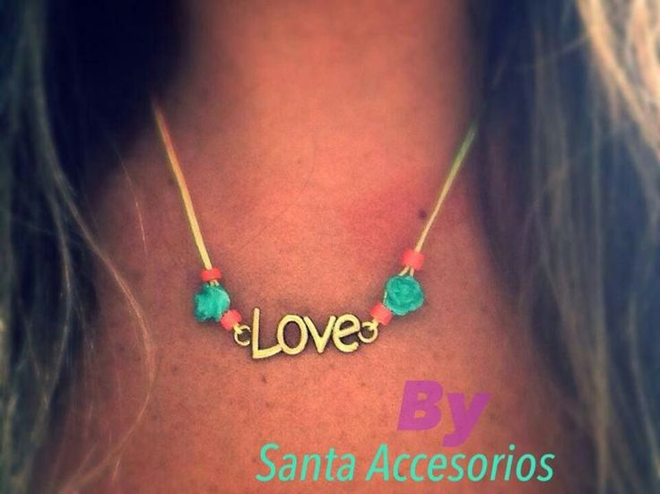 #collar #love #bysanta