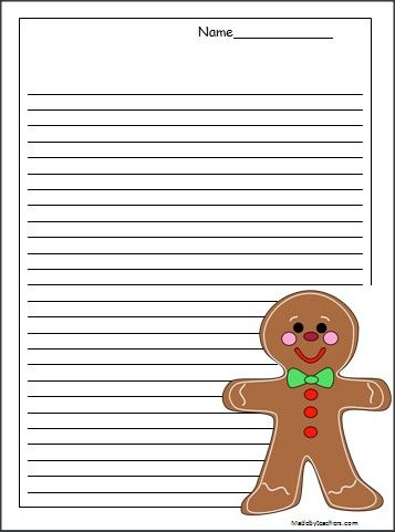 10 best books - The Gingerbread Man images on Pinterest - gingerbread man template