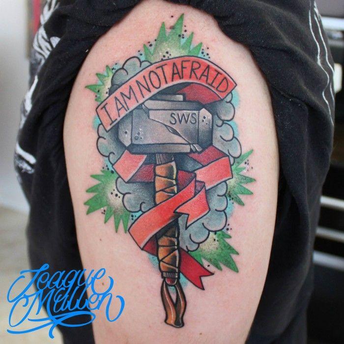 Kerry Burke Tattoos: 1000+ Ideas About Thor Tattoo On Pinterest