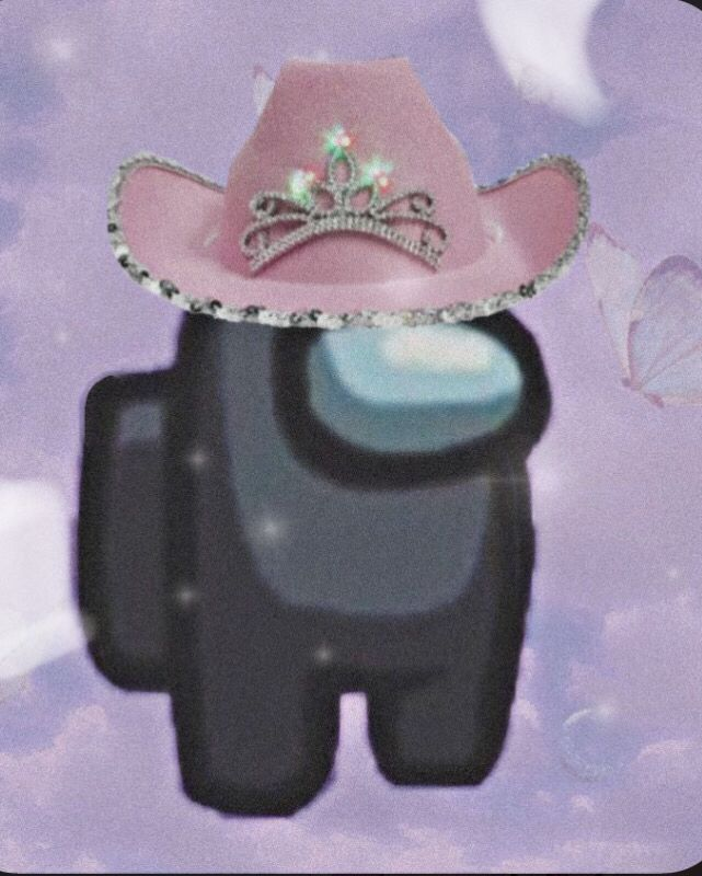 Pin By Isidora On Icons In 2020 Pink Cowboy Hat Cute Wallpapers Cute Profile Pictures