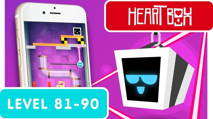 Official Heart Box Walkthrough Level 81-90