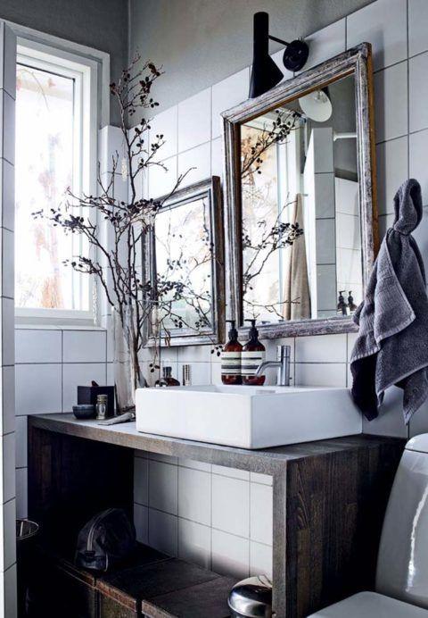 Die besten 25+ Lichtspiegel Ideen auf Pinterest Rahmen für - badezimmerspiegel mit licht