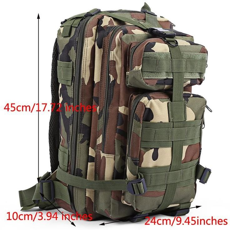 Outdoor Military Tactical Backpack Available In 9 Colors  #Bigstartrading #Militarybackpack #Tacticalbackpack
