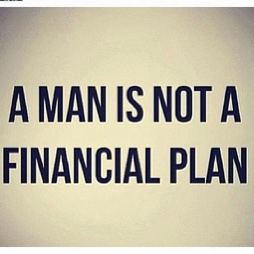 Finance yourself, ladies! ....and not with HIS engagement ring that you call yours!