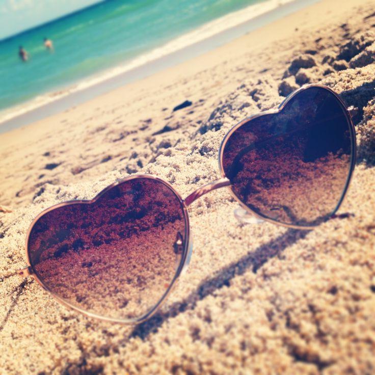 Miami Beach Sand Sunglasses Some Beach Somewhere