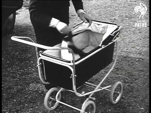 Matthew Seed Photography - Silver Cross Prams - shoot in Chelsea, London - YouTube