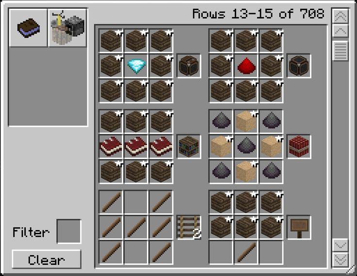 Materials Crafting Magic Items E