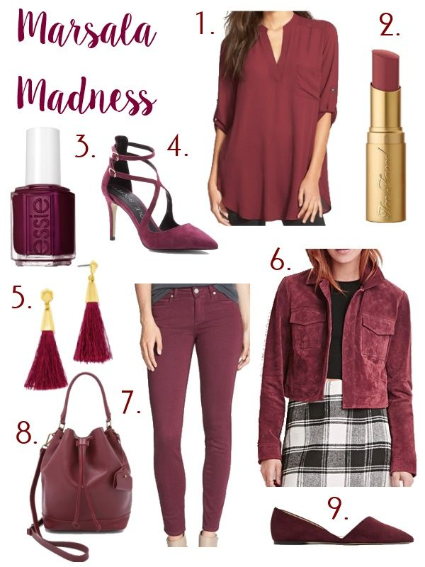 How-to-Wear-the-2015-Pantone-Color-Marsala!