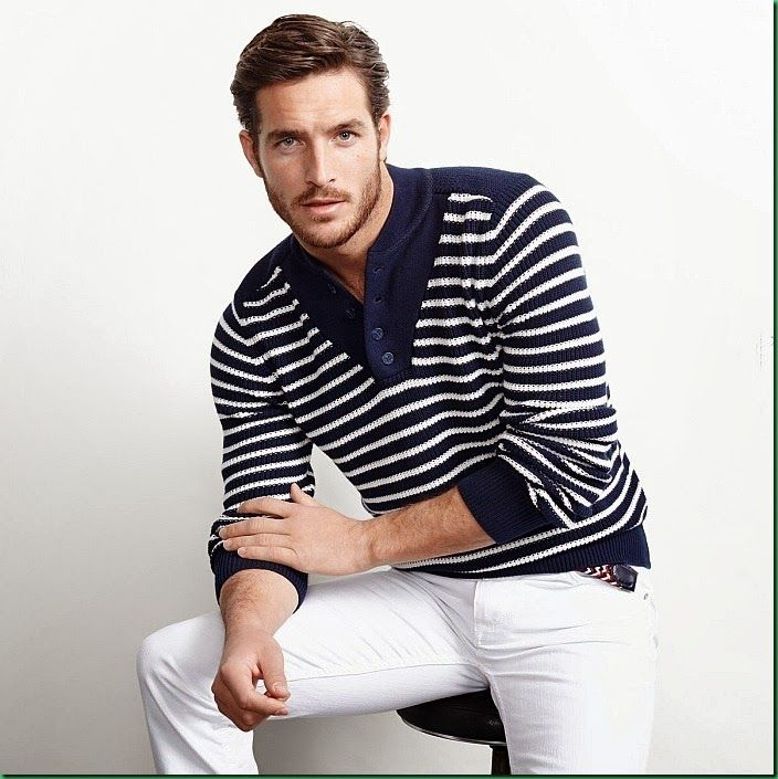 Justice Joslin for Simons Spring/Summer 2014