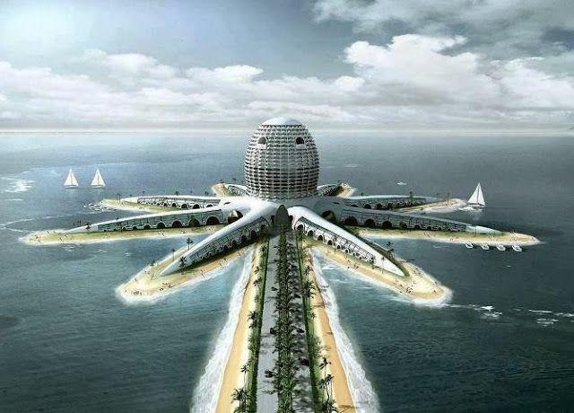OCTOPUS HOTEL, DUBAI
