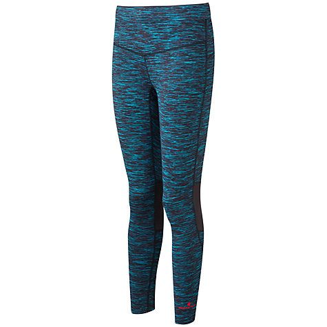 Buy Ronhill Infinity Running Tights, Purple/Yellow Online at johnlewis.com