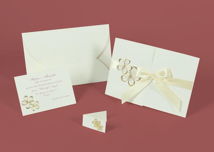 Stampa Partecipazione Matrimoniale 3430 | StampePress