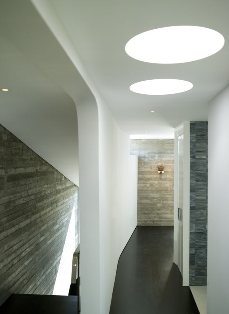 The mixed use townhouse corridor lighting interior design for Townhouse interior design ideas