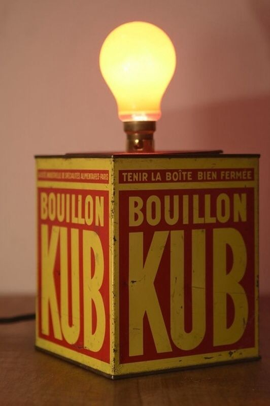 Big bad bouillon. Www.lostandfoundry.co.uk