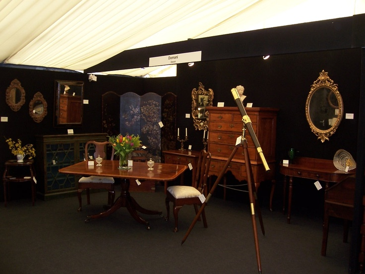 Domani at Powderham Castle Fair, March 2011