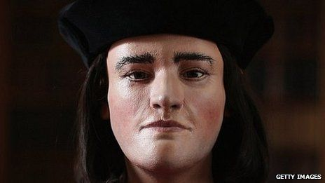 Richard III's reconstructed head to go on tour