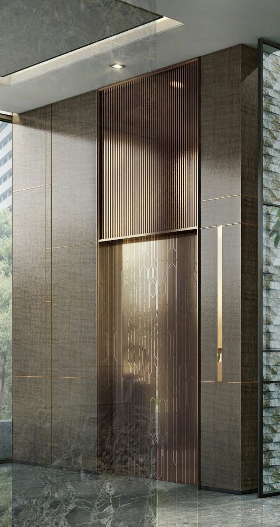Best 25 elevator lobby design ideas on pinterest for Elevator flooring options