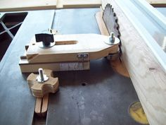 Table saw thin rip jig - Woodworking Talk - Woodworkers Forum