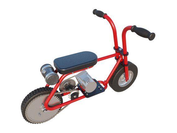 Pocket Mini Bike Plans Diy Motorbike Gas Electric Motor Engine Motorcycle Mini Moto Pocket Bike Mini Bike Pocket Bike Gas Pocke Mini Bike Bike Gas And Electric