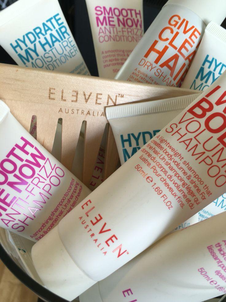 Eleven travel sized minis Eleven Stockist Sunshine Coast Nambour